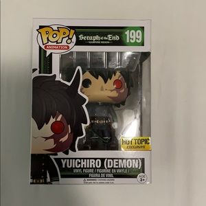 Yuichiro demon form pops figure
